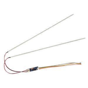 540mm-LED-Retroiluminacion-Tira-Kit-Actualizacion-24-034-24-inch-CCFL-LCD-A-Monitor