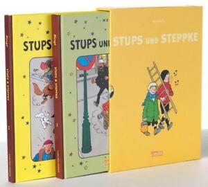 STUPS-UND-STEPPKE-1-2-im-Schuber-OVP-portofrei