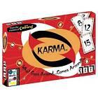COILEDSPRING Games Karma Card Game (multi-colour)