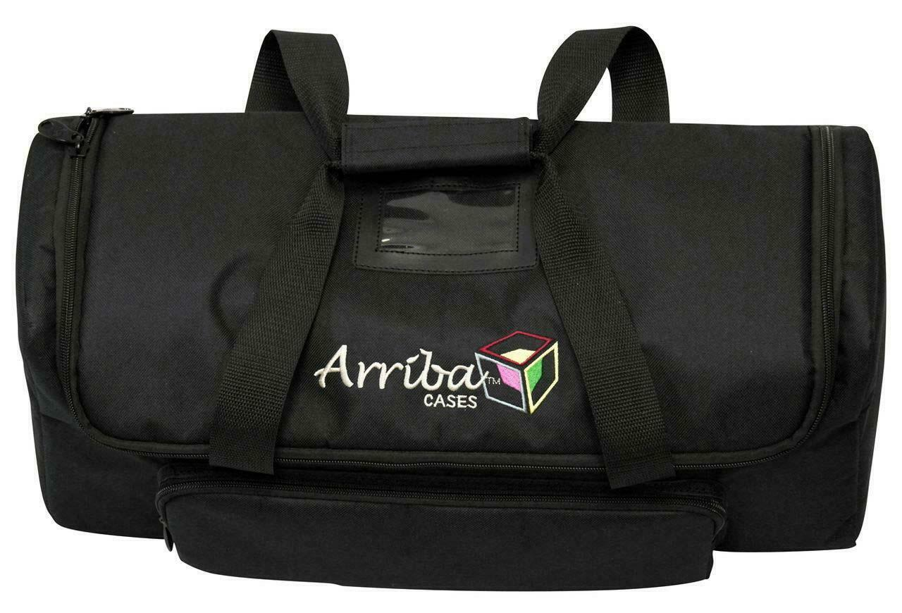 Arriba AC427 Soft Padded Transport Case For Freedom Strip Type Lighting Fixture