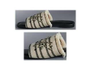 Simply Vera Wang Charden Women's  Slide Sandals Size 6.5 M US
