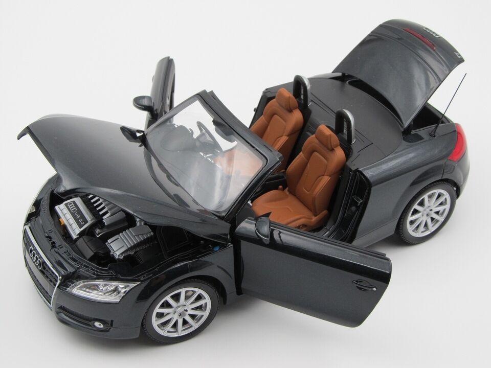 Modelbil, 2007 Audi TT Roadster - Minichamps, skala 1:18