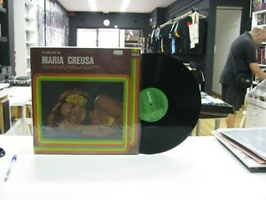 Maria Kreusa LP Spanisch Lo Mejor 1978 Maria Creuza