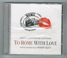TO ROME WITH LOVE - ORIGINAL MOTION PICTURE SOUNDTRACK - 2012 - NEUF NEW NEU