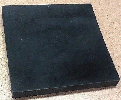 "Neoprene Rubber Sheet 1//8/"" Thick x 3/"" W x 6 Ft L  Rect Strip  Std 60 Duro"