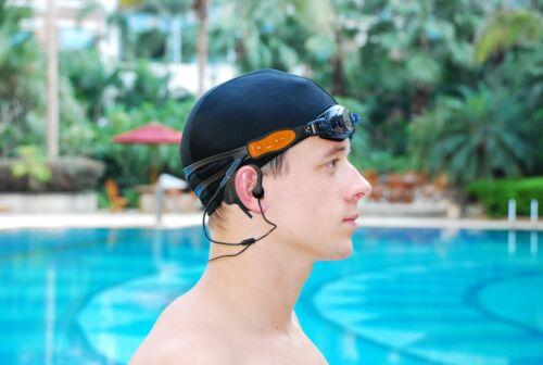 LAVOD Aqua Waterproof MP3 Player 4GB Memory Underwater Swim Sport Earphone USB