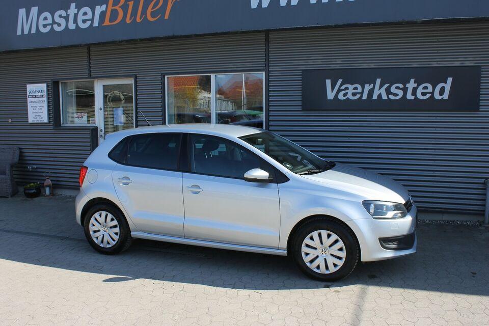 VW Polo 1,2 TSi 90 Comfortline Benzin modelår 2014 km 60000