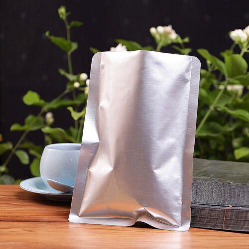 100PCS Aluminum Foil Mylar Bag Vacuum Bags Sealer Fresh Food Storage Packages
