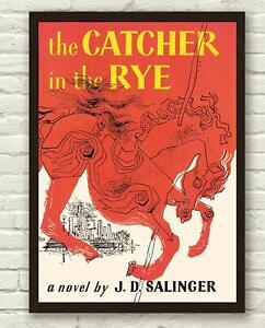 Catcher in the Rye book??