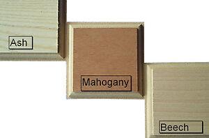 Mdf Or Oak Veneer 25cm x 15cm Heart cut out plaque HRHC WC1083