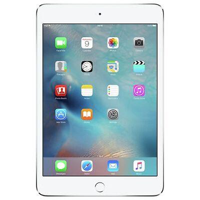 Apple iPad mini 4 7.9 Inch 128GB WiFi Tablet - Silver