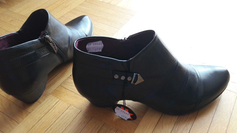 Damenschuhe Halbschuhe Halbschuhe Damenschuhe Stiefeletten, Stiefel 37 Tamaris 85f406