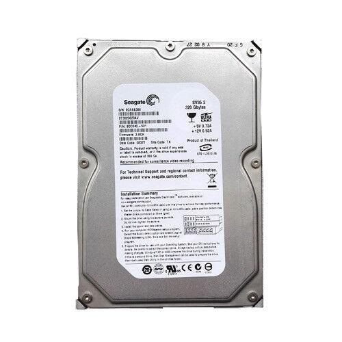 "Seagate 320GB ST3320620AV 7200RPM ATA/IDE 3.5"" Desktop HDD Hard Disk Drive"