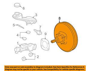 image is loading mazda-oem-07-14-cx-9-power-brake-