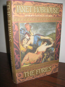 The-Furies-Janet-Hobhouse-1st-Edition-First-Printing-Novel-Fiction