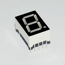 Monsanto MAN72A 7-segment LED Display