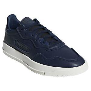 Détails sur Adidas Originaux Sc Première Baskets Bleu Marine Chaussures Tennis Kicks Solde