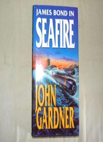 SeaFire (Ian Fleming's James Bond 007),John Gardner