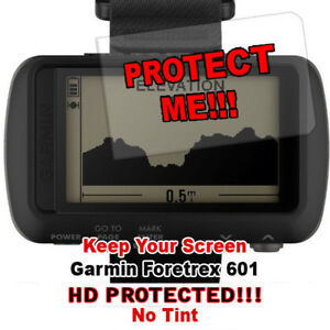 Watches, Parts & Accessories Garmin Foretrex 601 HD Clear Screen protector anti scratch set of 2