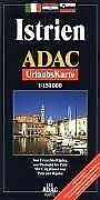 ADAC UrlaubsKarte Istrien 1 : 150 000: Von Triest b...   Buch   Zustand sehr gut