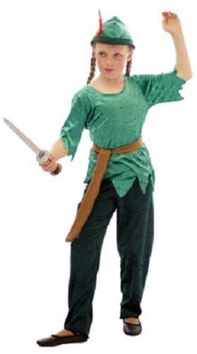 Stage//Dance Shows-PETER PAN 2 Fancy dress Costume All Ages /& Adult Sizes