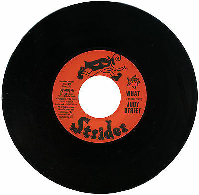 "JUDY STREET  ""WHAT""   NORTHERN SOUL     MONSTER WIGAN CASINO SOUND"