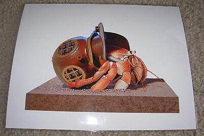 "JOSH KEYES Fine Art Print Matched Set THE HERMIT /& MIGRATORY SOUL 8X10/"" poster"
