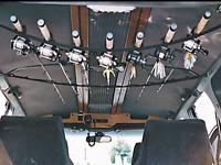 Fishing Rod Carrier System Truck Vehicle Mount Pole Reel Holder Camper Suv