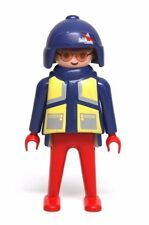 Playmobil Figure Winter Adventure Dinosaur Expedition Explorer w/ Hat 3193