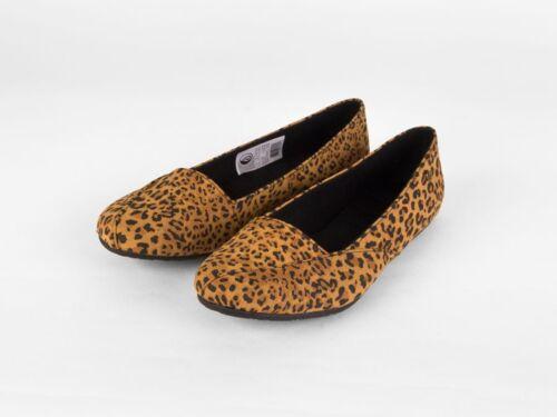 Volcom Game On Ballerina cheetah leo animal print NEUWARE RAR Item portofrei
