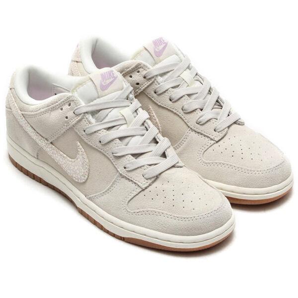 Nike Dunk Low Skinny PRM 705214-100  Premium Sail Luster Womens shoes   SIZE 9.5