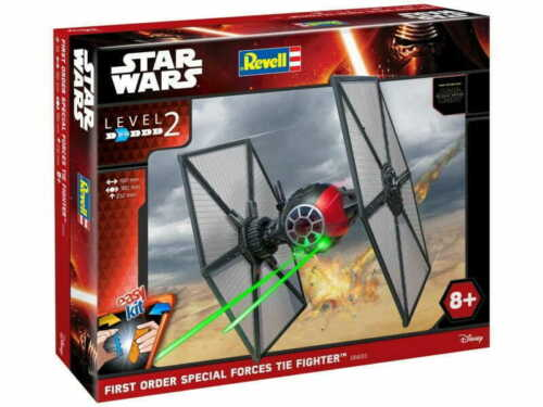 """Revell 06693 star wars First Order Special Forces the Fighter /"""" Easy Kit Kit /"""""""