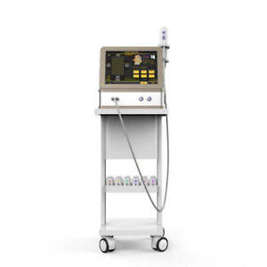 Details about 2019 BEST SELLING 12 LINES 3D HIFU MACHINE AND TROLLEY!