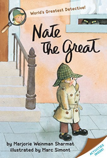 Sharmat, Marjorie Weinman/ ...-Nate The Great BOOK NEUF