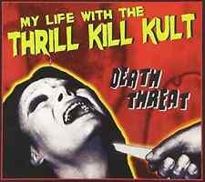 My Life With The Thrill Kill K-My Life With The Thrill Kill Kult - Death TCD NEW