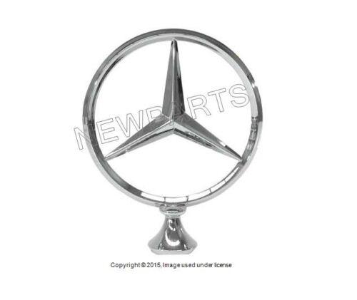 For Mercedes Benz W110 220S 220SE 220 190 190D 200 200D Genuine Hood Star