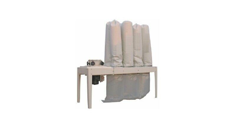 Dust Extraction Unit, ROOSMAC, FM7000, 8-bag, 5.5kW