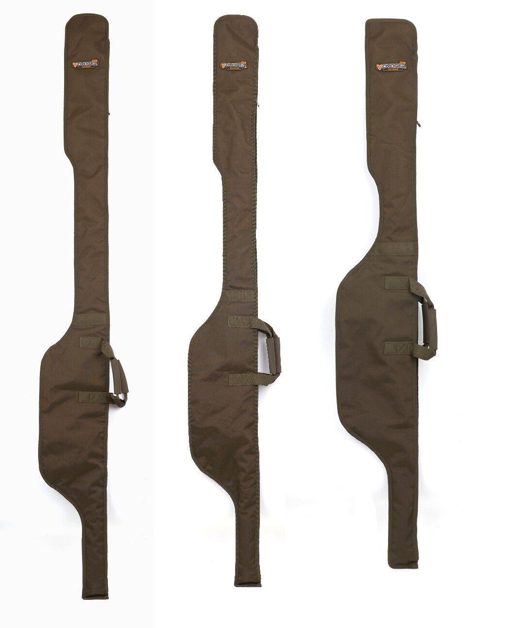 Fox Voyager Single Rod Sleeve Rutentasche Rutenfutteral Futteral Einzelfutteral