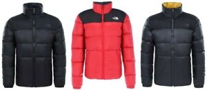 reputable site f41a7 c4581 Details zu The North Face Herren Daunen Jacke Nuptse III Climatech