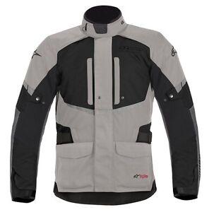 Alpinestars-Motorrad-Jacke-Andes-Drystar-Wasserdicht-Gr-M-UVP-219-95