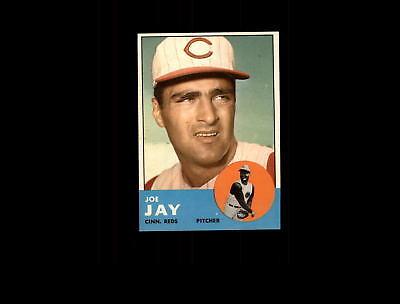 Sports Mem, Cards & Fan Shop Sports Trading Cards Smart 1963 Topps 225 Joey Jay Nm #d691885 Shrink-Proof