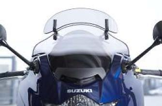 Suzuki Genuine GSX 1250FA L0/L1/L2 2010-2012 Vario Touring Screen Smoked Tint