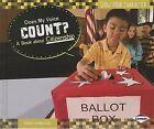Does My Voice Count?: A Book about Citizenship by Sandy Donovan, Sandra Donovan (Hardback, 2014)