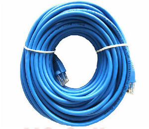 30ft 30 ft Cat6 Cat 6 Ethernet Patch Lan Network Cable | eBay