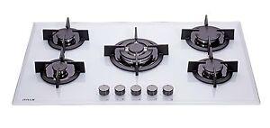 Millar-GH9051PW-5-quemadores-de-gas-blanco-integrado-en-placa-de-cristal-90cm-Soportes-De-Hierro