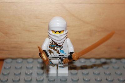 LEGO Ninjago Weißer Ninja Zane mit Gleiter 30080