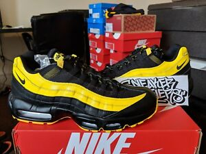 size 40 9c01d 5070d Image is loading Nike-Air-Max-95-Frequency-Pack-Tour-Yellow-