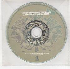 (GI104) The Tivoli, Drop Me Off In Rotherham - 2000 DJ CD