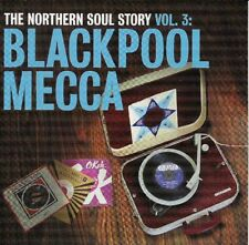NORTHERN SOUL STORY VOLUME THREE BLACKPOOL MECCA NEW SEALED 180G VINYL 2LP