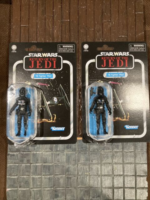 Star Wars Return of the Jedi Vintage Collection TIE Fighter Pilot VC65 2 Pack